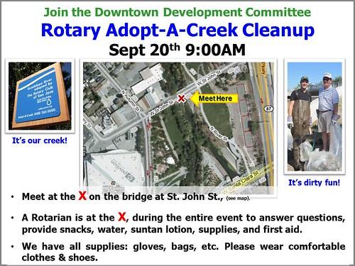 River Cleanup BGB