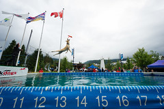 DockDogs at Whistler Olympic Plaza