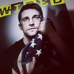 I love you, Edward Snowden.