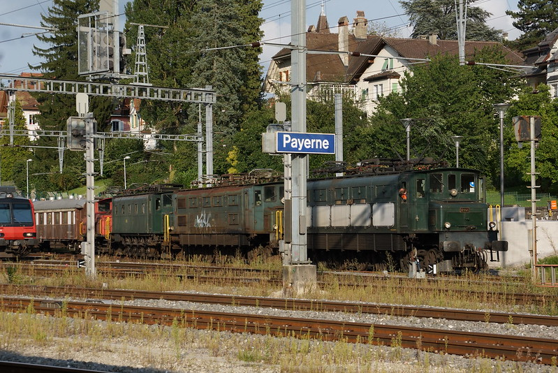 2014-09-03, Swisstrain/CFF, Payerne,