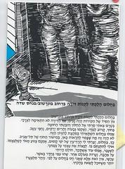 11559  Israel Jewish Poet Art