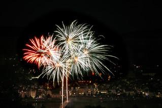 Schlossbeleuchtung Heidelberg 2014