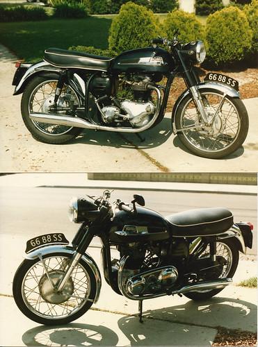 Norton 88SS 1966