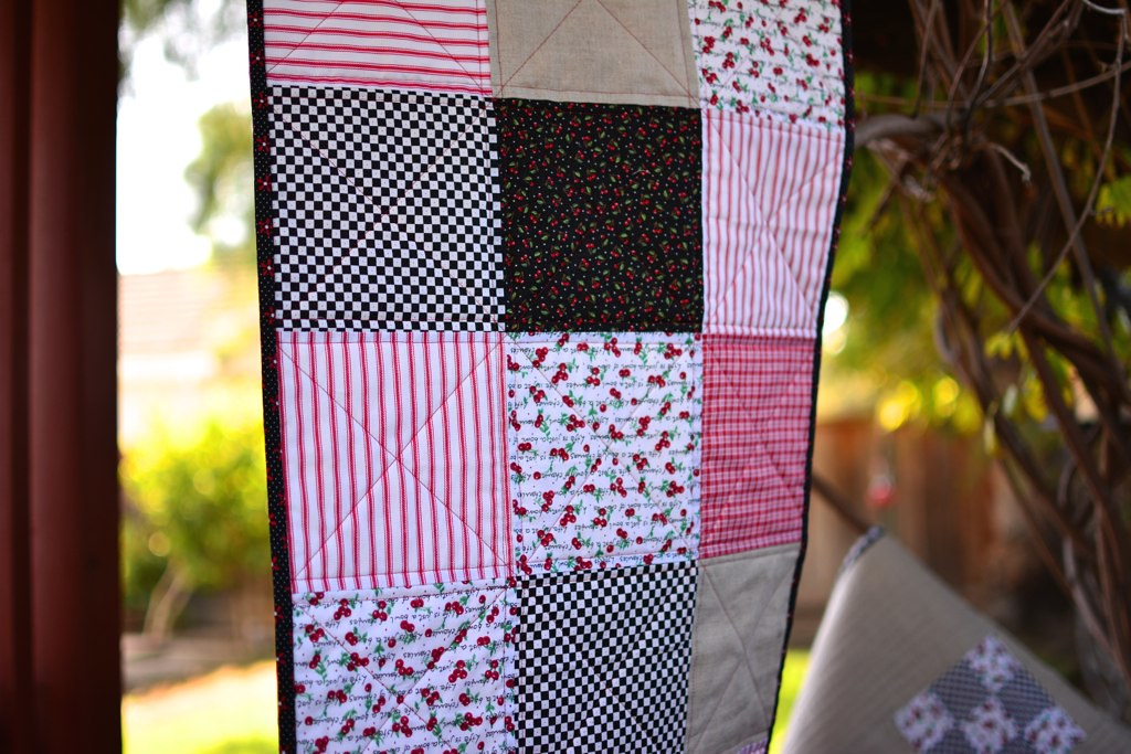 Patchwork & Nine Patch Table Runners