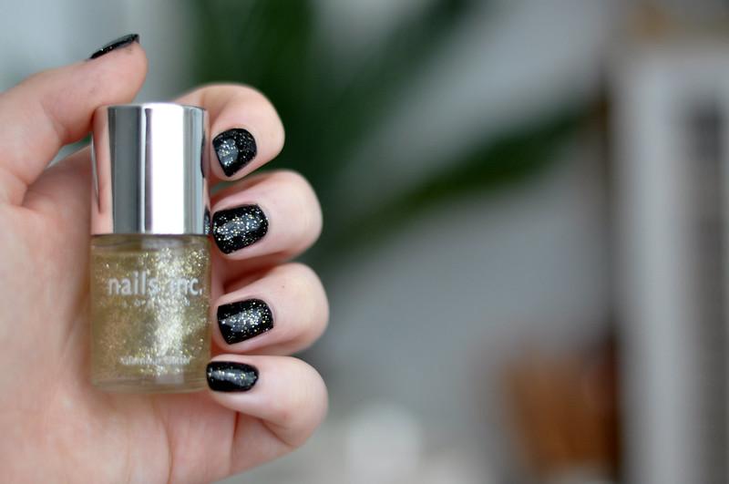 notd nails inc glamour glitter nail polish rottenotter rotten otter blog