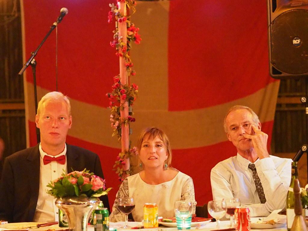 Mads og Cilles bryllup