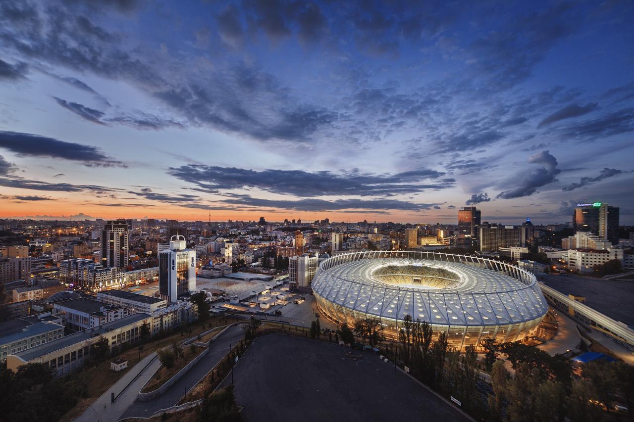 Kiev - Olympic stadium
