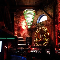 Jameson Whisky distillery in Dublin, Ireland. #bottlechandelier #jameson #whiskey #ireland #dublin #tagsforlikes #photooftheday #instacool #all_shots #like4like #bestoftheday
