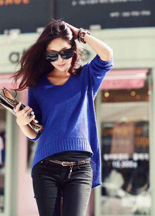 Mix đồ thời trang Thu Đông 2014 CỰC ấn tượng 6