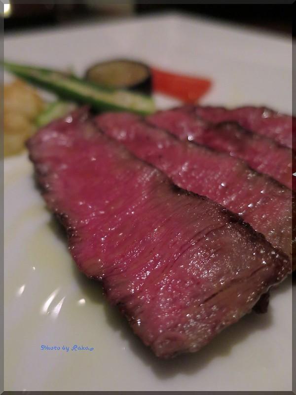 Photo:2014-09-09_T@ka.の食べ飲み歩きメモ(ブログ版)_【銀座】Calcifer's Grill alla Toscana(イタリアン)光り輝く山形牛ランプ肉の炭火焼きを堪能_08 By:logtaka