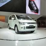 Mitsubishi Delica (front)