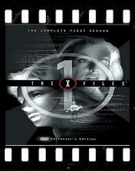 The X-files Saison 1 (24 épisodes)