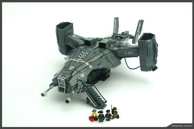 Hammerfall GunSHIP by One [Stijn Oom], on Flickr