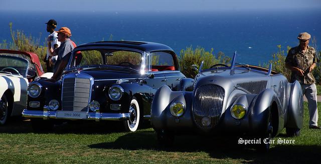 Nd Annual Palos Verdes Concours DElegance Special Car Store - Palos verdes car show