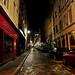 Rue des Jardins, Metz... by De l'autre côté du mirOir...