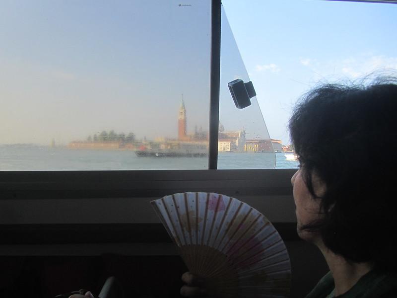 Adiós a Venecia