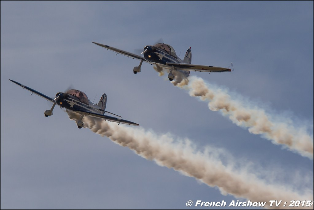 Patrouille Cap tens , CAPTENS, Cap10 show, Fly in LFBK 2015 - Fly in Saint Yan 2015, Meeting Aerien 2015