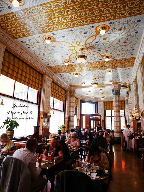 布拉格Cafe Imperial 帝國咖啡館 世界最美十大咖啡館 (36)