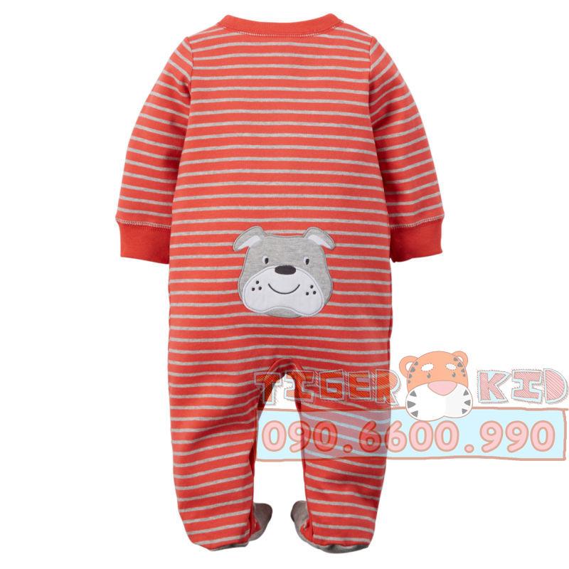 30844823371 59977462fa o Sleepsuit nhập Mỹ size 6M;9M