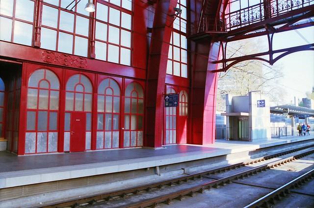 Station Centraal, Antwerpen, ANT