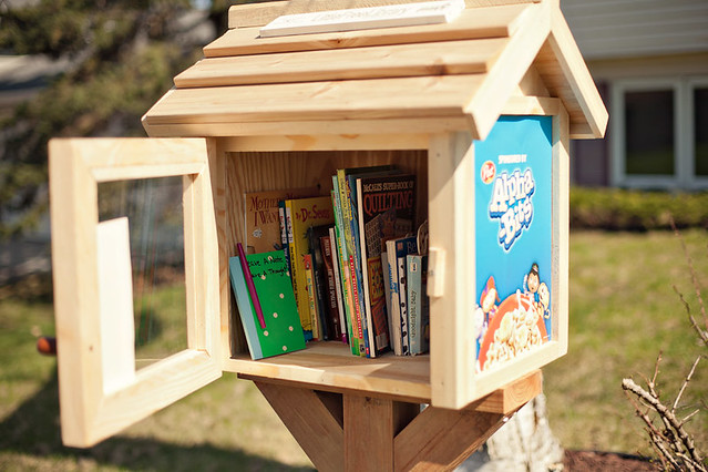 Alpha Bits Little Free Library 005
