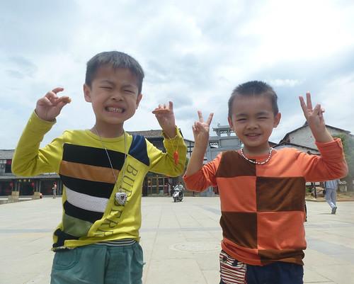 Jiangxi-Longhu Shan-2 Shangqing-village (11)