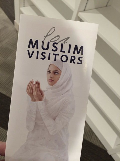 Brochure For Muslim Visitors