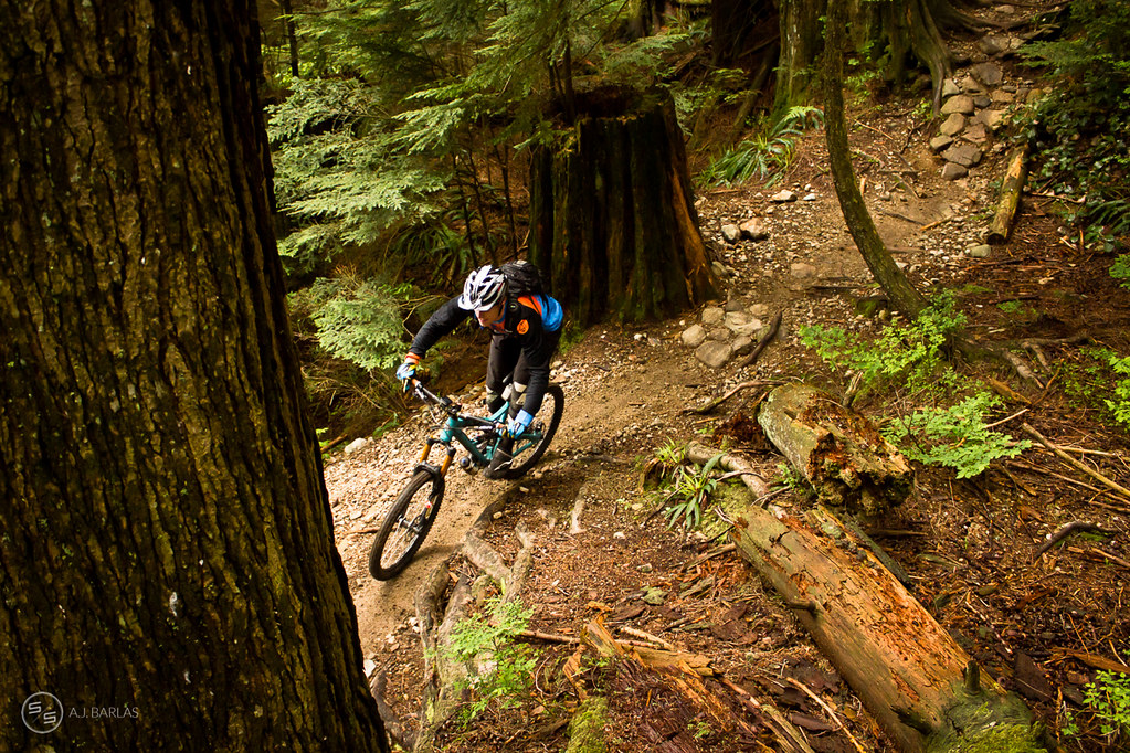 Sea to Sky Enduro Series, round 3, Fromme