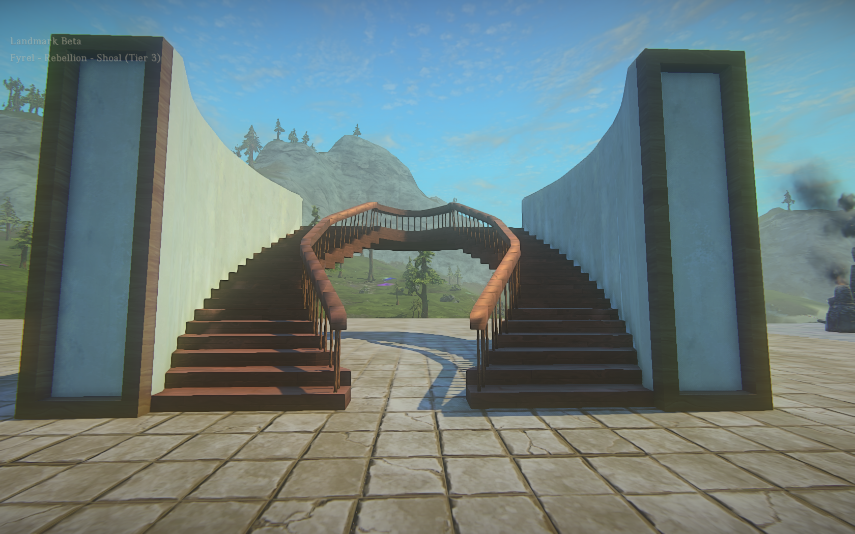 Minecraft Castle Staircase : Minecraft curved staircase images reverse search