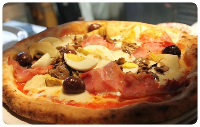 cuba restaurant pizza