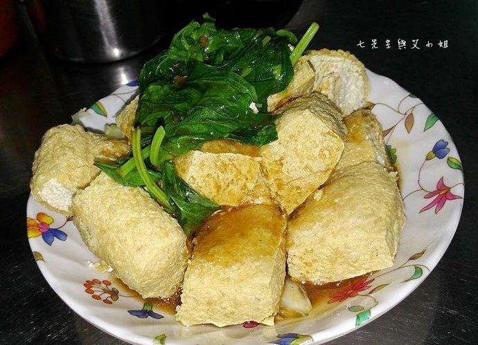 6 後港臭豆腐 大腸麵線