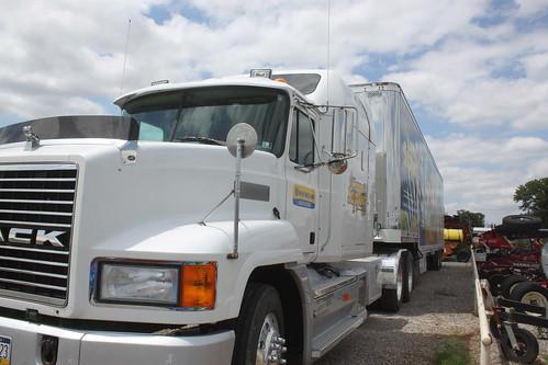 Harvest Support truck.