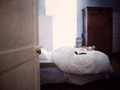 Bed - Photo of Juvigné