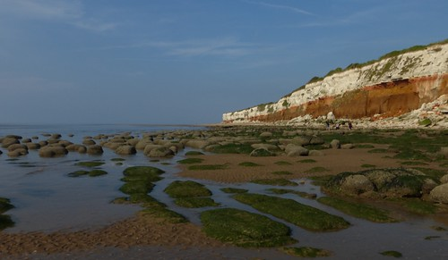 52 Hunstanton cliffs