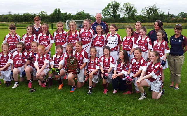 U12 Boyle GAA Girls