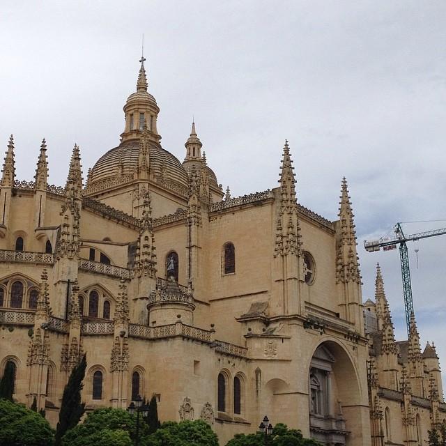 塞哥维亚主教堂