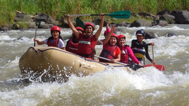 Kagay White Water Rafting