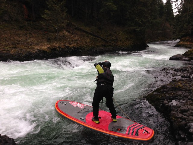 Top Drop on White Salmon
