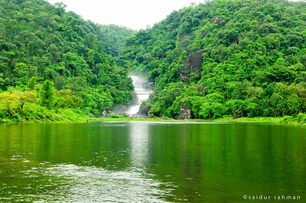 Pangthumai Falls, Sylhet