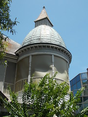 Turret on Bradshaw House---Birmingham, Al.