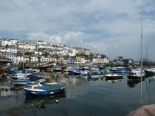Brixham and start of summer 14 162