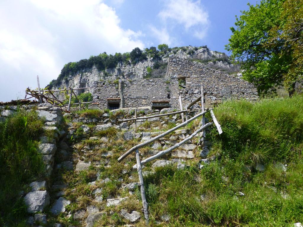 The pass of Colle della Serra