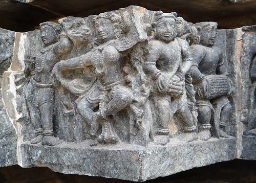 india shiva hinduism sculptures halebid inde hindouisme hoysala dalbera