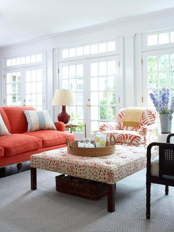 Spring 2013 Decorating Trends | #LivingAfterMidnite