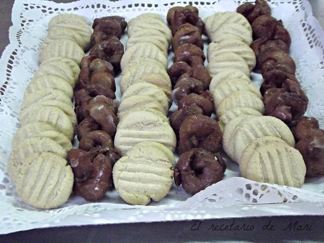 rosquetes fritosgalletas de barlovento