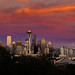 The Many Faces Of a Seattle Sunset #3 by howardignatius