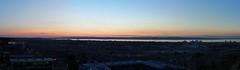 Cloudless Sunset