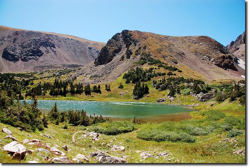 Rogers Pass Lake 3
