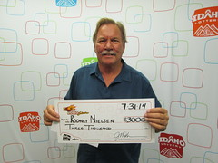 Rodney Nielsen - $3,000 Hot Lotto