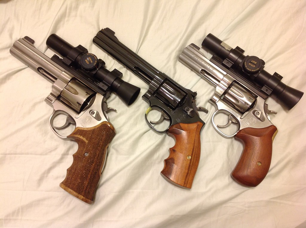 Show Me Your Bullseye Pistols - Page 5 14654861708_109b625770_b